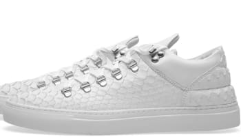 Filling Pieces Mountain Cut Low White/White