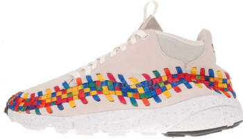 Nike Air Footscape Woven Chukka Premium QS Sail/Sail-White