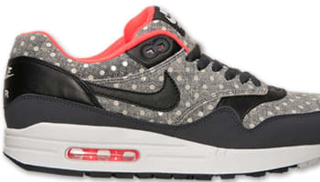Nike Air Max 1 Leather Premium Anthracite/Black-Granite