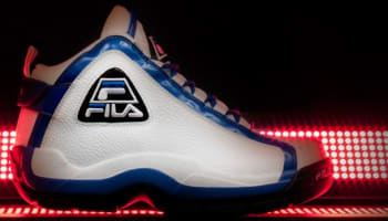 Fila 96 White/Prince Blue-Black