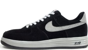 Nike Lunar Force 1 Low Reflect Black/Reflect Silver