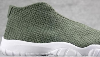 Jordan Future Iron Green/White
