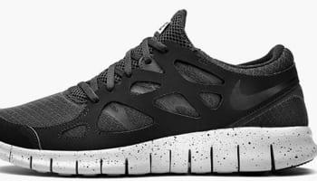 Nike Free Run 2 SP Black/Black-Cement Grey