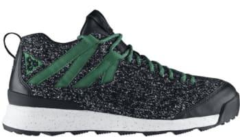 Nike Okwahn II NRG Black/Black-Pine Green