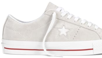 Converse Cons One Star Pro Egret/White