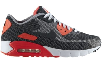 Nike Air Max '90 JCRD QS White/Dark Grey-Black-Infrared