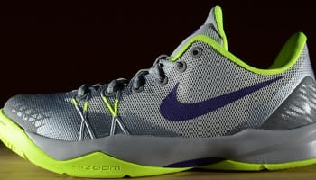 Nike Zoom Kobe Venomenon 4 Wolf Grey/Court Purple-Volt-Cool Grey