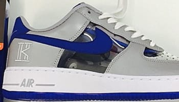 Nike Air Force 1 Low CMFT Signature Wolf Grey/Game Royal-White