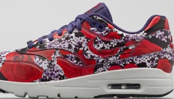 Nike Air Max 1 Ultra Women's Ink/Summit White-Team Red-Ink