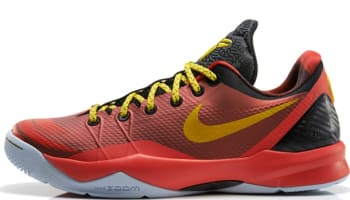 Nike Zoom Kobe Venomenon 4 XDR YOTH Gym Red/Bright Citron-Light Crimson