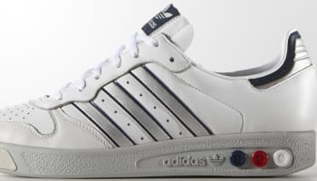 adidas Grand Slam SPZL White/Navy