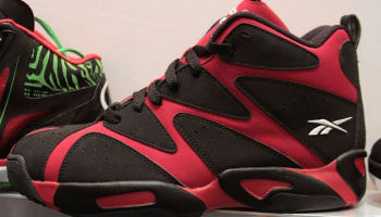 Reebok Kamikaze I Mid Excellent Red/Black-White