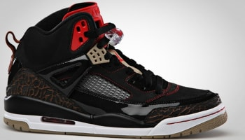 Jordan Spiz'ike Black/Challenge Red