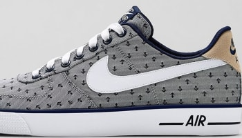 Nike Air Force 1 AC Premium Midnight Navy/White-White