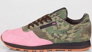 Reebok Classic Leather R12 Camo/Pink