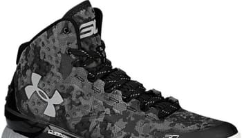 Under Armour Curry One Black/Graphite