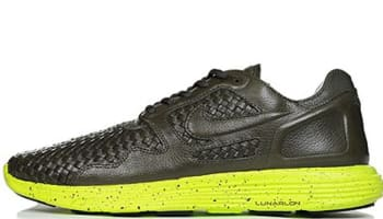 Nike Lunar Flow Woven Leather TZ Sable Green/Sable Green