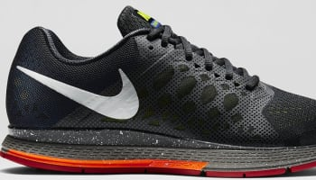 Nike Air Zoom Pegasus 31 Black/Hyper Cobalt-Fierce Green-Antarctica
