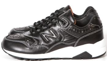 New Balance 580 Black/Black