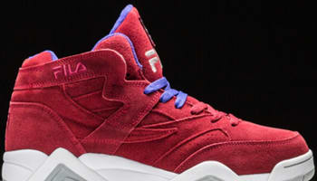 Fila M-Squad Red Planet