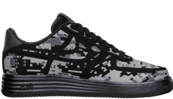 Nike Lunar Force 1 Low Fuse Digi NRG Black Reflective Silver-Dark Grey d94d07498f95