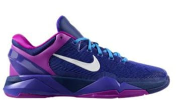 Nike Zoom Kobe 7 GS Deep Royal Blue/Magenta