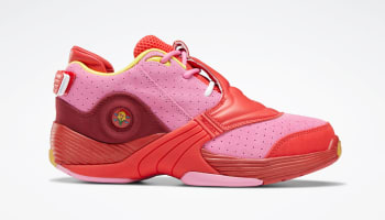 BBC Ice Cream x Reebok Answer V Cherry Tomato/Posh Pink/Stinger Yellow