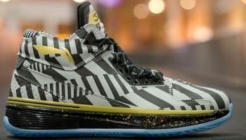 Li-Ning Way Of Wade 2 Black/Silver-Gold