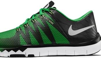 Nike Free Trainer 5.0 V6 Oregon Green