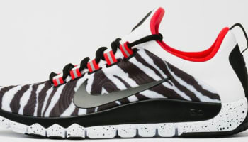 Nike Free Trainer 5.0 NRG White/Black-Challenge Red