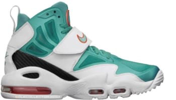 Nike Air Max Express White/Sport Turquoise-Team Orange