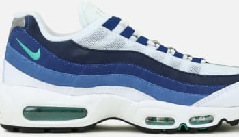 Nike Air Max '95 OG White/Emerald Green-Court Blue-New Slate