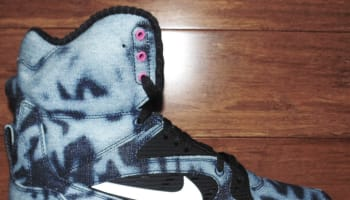 Nike Air Command Force Black/White-Pink Power