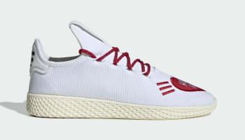 Human Made x Adidas Pharrell Tennis Hu White/Red