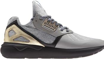 adidas Tubular Metallic Grey/Core Black-Cyber Metallic