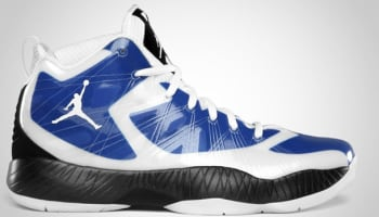 Air Jordan 2012 Lite White/Game Royal-Black