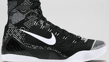 Nike Kobe 9 Elite BHM Black/White