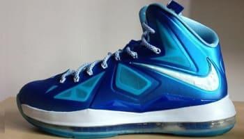 Nike LeBron X+ Sport Pack Windchill