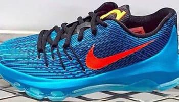 Nike KD 8 OKC Blue Lagoon