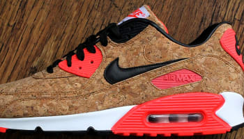 Nike Air Max '90 Anniversary Bronze/Black-Infrared-White