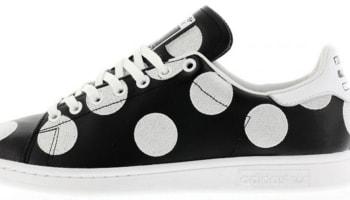 adidas Originals Stan Smith Black/White