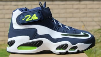 Nike Air Griffey Max 1 White/Black-Midnight Navy-Stealth