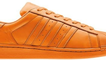 adidas Superstar Bright Orange/Bright Orange-Bright Orange