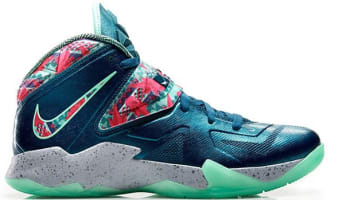 Nike Zoom Soldier 7 Power Couple Dark Sea/Pink Foil