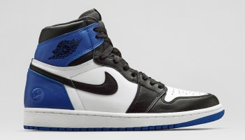 Fragment x Air Jordan 1 Retro High OG Black/Sport Blue-White