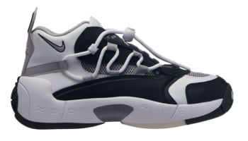 Nike Air Swoopes 2 Black/Atmosphere Grey-Black