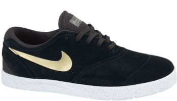Nike Eric Koston 2 SB Black/Metallic Gold