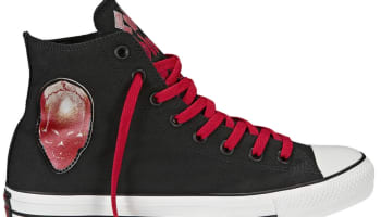 Converse Chuck Taylor All Star Hi Black/Multi-Color