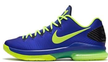 Nike KD 5 Elite Low Hyper Blue