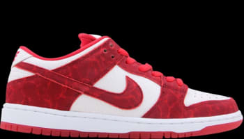 Nike Dunk Low Premium SB University Red/University Red-White